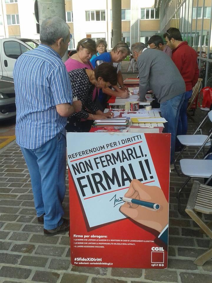 Referendum Cgil: via libera dalla Cassazione.