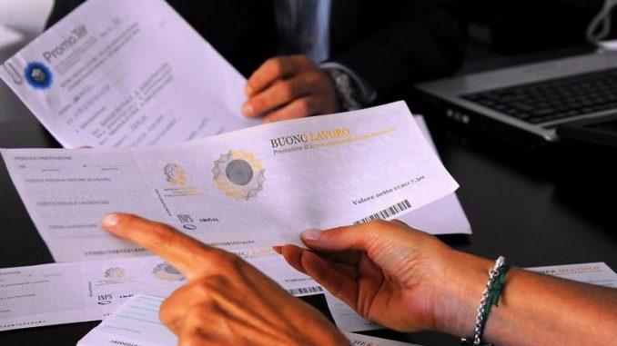 Voci dal mondo del lavoro: FP Cgil di Ferrara si inserisce nel dibattito sui voucher