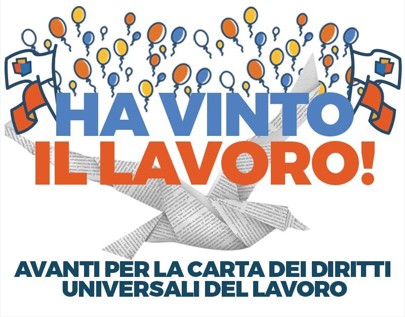 #SfidaXiDiritti avanti per la Carta Universale del lavoro
