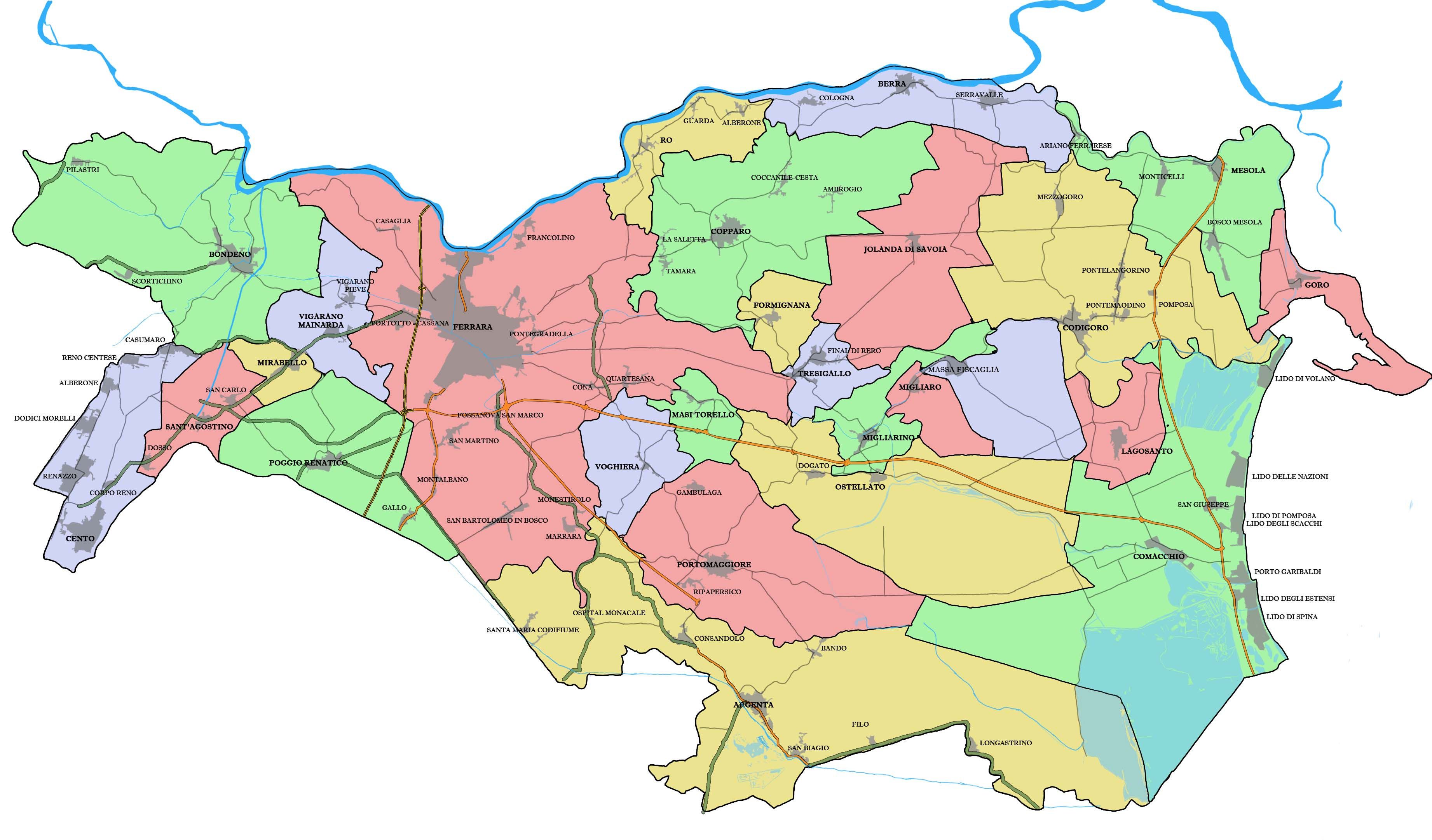 FerraraLavoro - Offerte di lavoro nella provincia di Ferrara