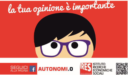 AUTONOMI.0 un'indagine sui lavoratori autonomi
