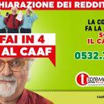 Non farti in 4: rivolgiti a Teorema Ferrara per la tua dichiarazione dei redditi