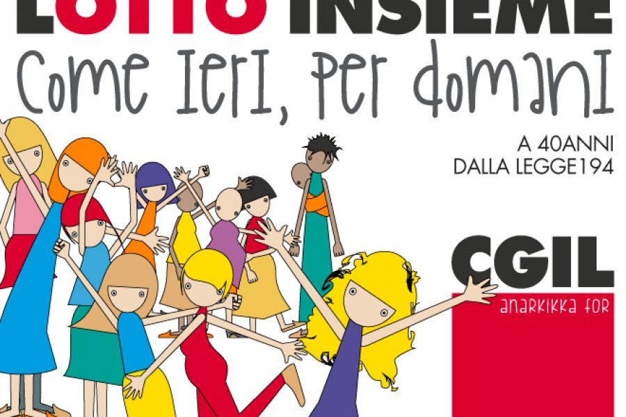LOTTO INSIEME: l'8 marzo a Ferrara.