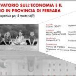 Presentazione Osservatorio sull'economia e il lavoro in provincia di Ferrara