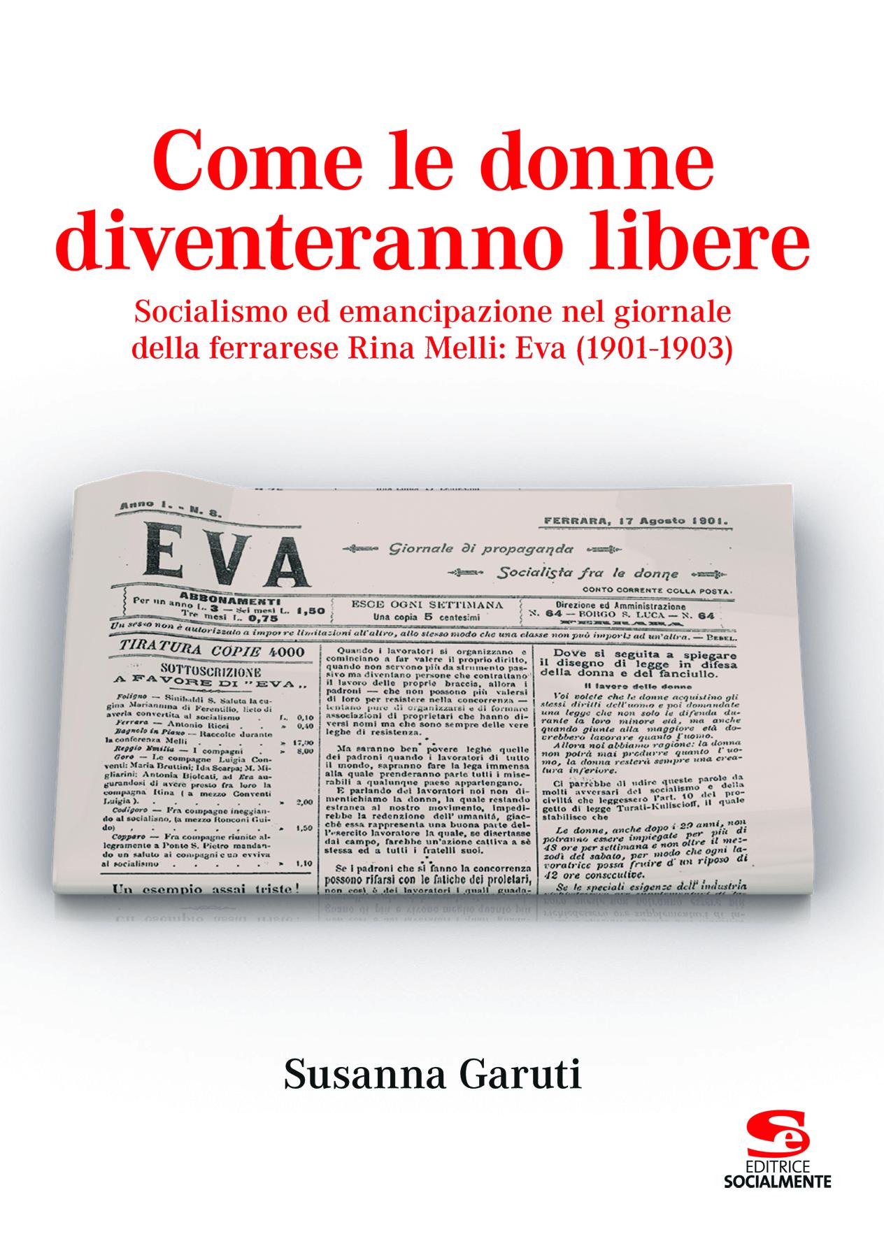 Come le donne diventeranno libere: presentazione alla libreria Ibs di Ferrara martedì 30 ottobre