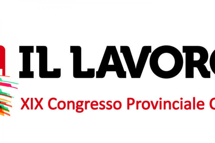 XIX Congresso provinciale Cgil