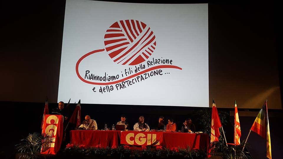 XIX Congresso provinciale Cgil Ferrara: documenti e video