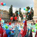 Manifestazione Cgil, Cisl, Uil, #FuturoalLavoro: Roma sabato 9 febbraio