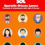 Apre SOL il nuovo sportello orienta lavoro della Cgil di Ferrara