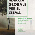 #FridaysForFuture: venerdì 15 marzo a Ferrara in marcia per il clima
