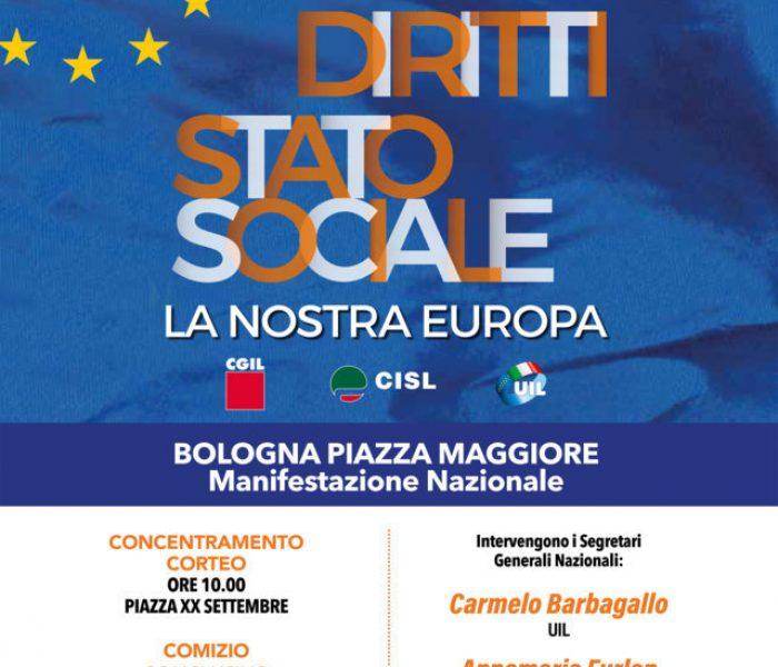 Primo Maggio 2019: manifestazione nazionale a Bologna