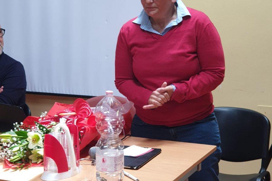 Maria Lisa Cavallini eletta nuova segretaria generale della Filcams Cgil di Ferrara