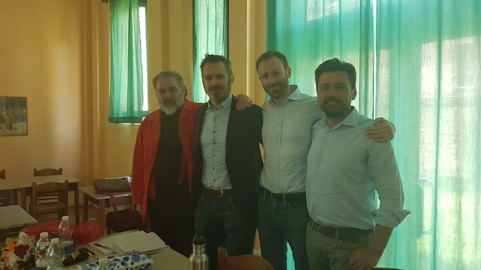 Giovanni Verla eletto segretario generale della Fiom Cgil di Ferrara