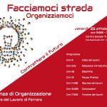 Facciamoci strada, organizziamoci: conferenza di organizzazione Cgil Ferrara