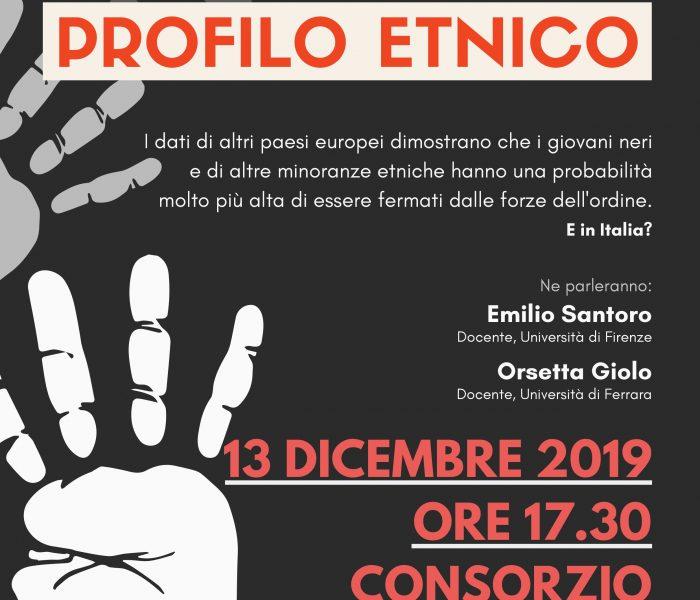 Festival dei Diritti di Ferrara: Occhio al profilo etnico
