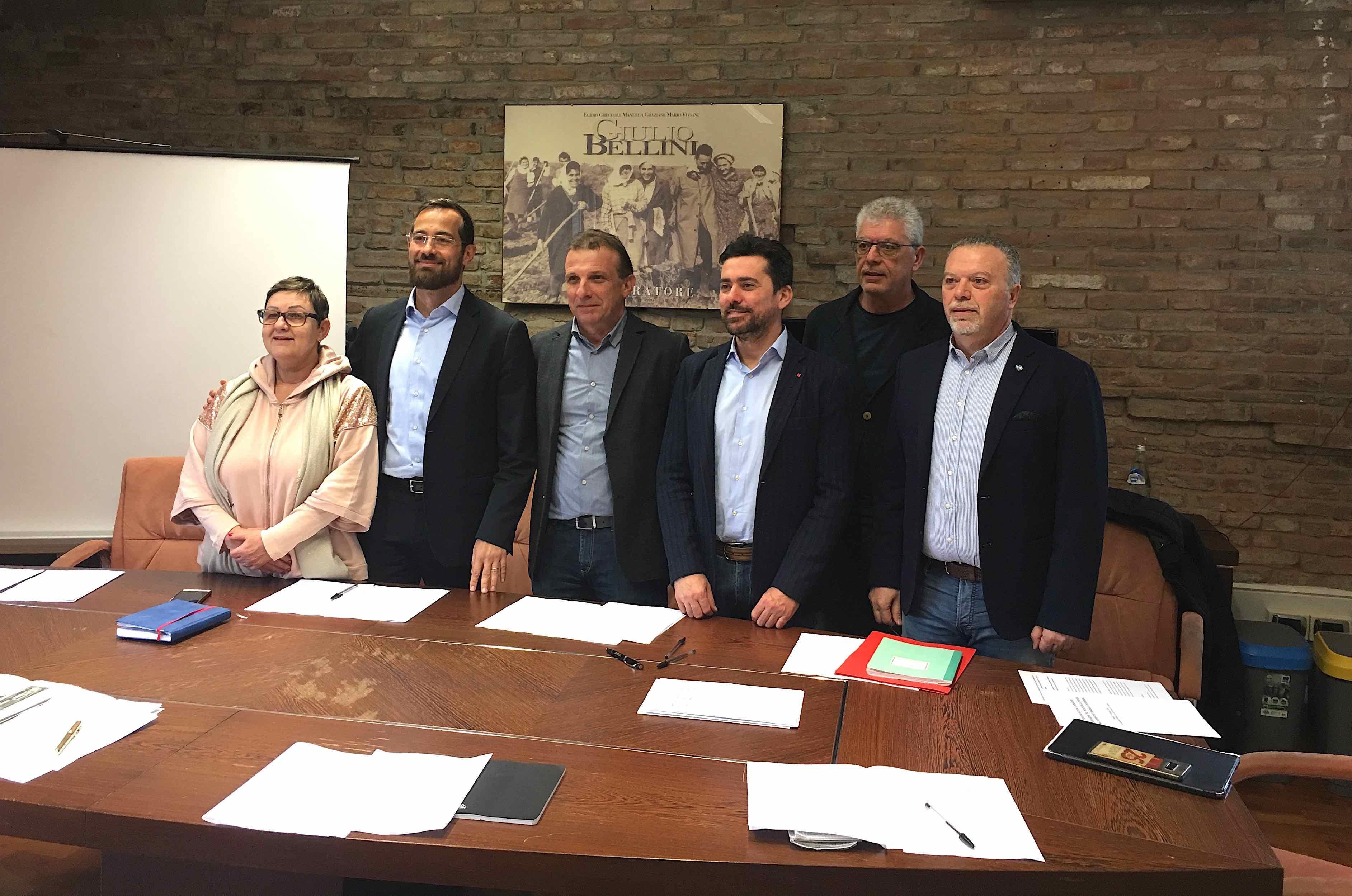Imprese salvate dai lavoratori: presentato il Protocollo di intesa tra Cooperative e Sindacati di Ferrara