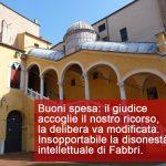 Il Giudice con ordinanza cautelare accoglie le nostre richieste: il Comune di Ferrara deve modificare la delibera sui buoni spesa
