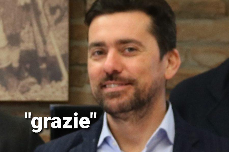 """Zagatti: """"Ringrazio sentitamente tutti coloro che hanno espresso vicinanza e solidarietà a me, alla mia famiglia e all'organizzazione che rappresento"""""""