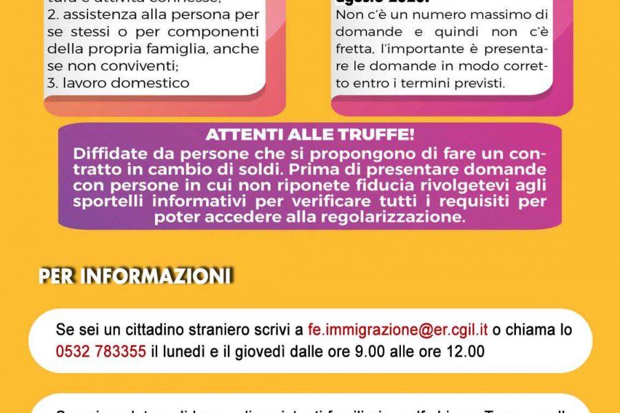 Regolarizzazione DL Rilancio: termini prorogati al 15 agosto per presentare la domanda