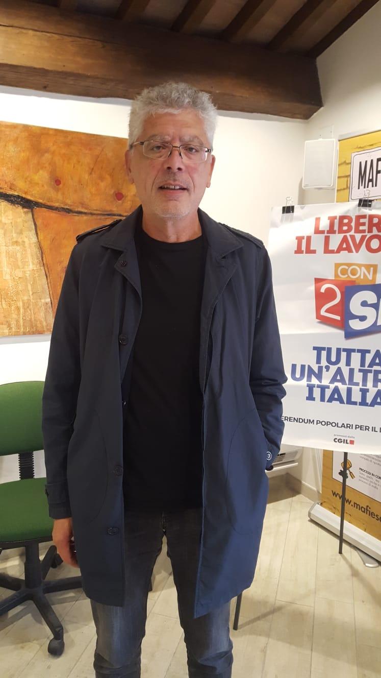 ITL, lavoro irregolare ed il nostro territorio. L'intervento di Riccardo Grazzi.