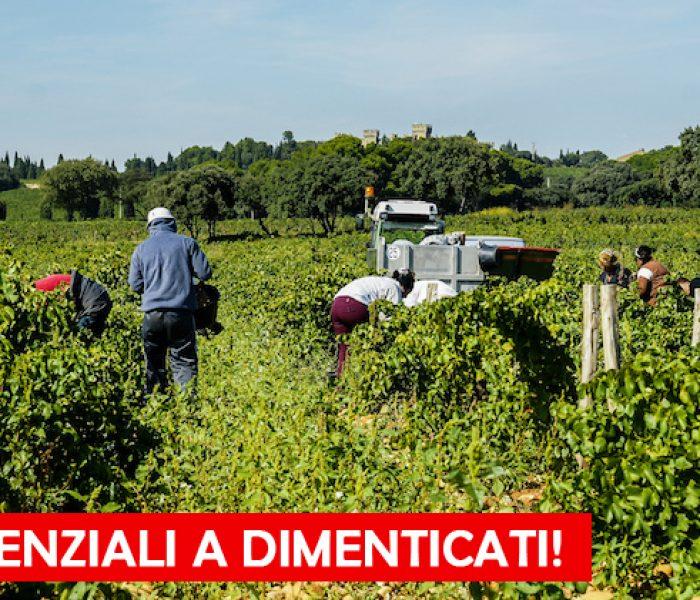 Da essenziali a dimenticati. Presidio dei lavoratori agricoli sabato 10 aprile