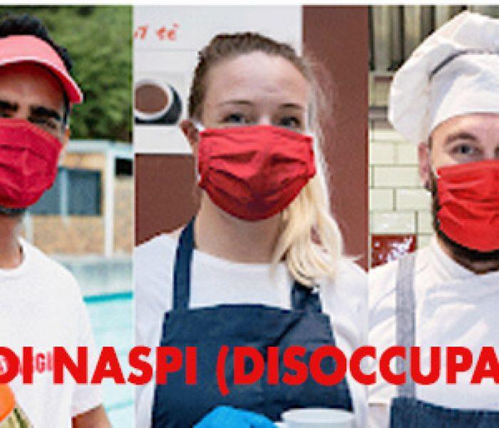 Lavoratori turismo, commercio e servizi: presentazione domanda NASPI alla Filcams Cgil dall'1 settembre