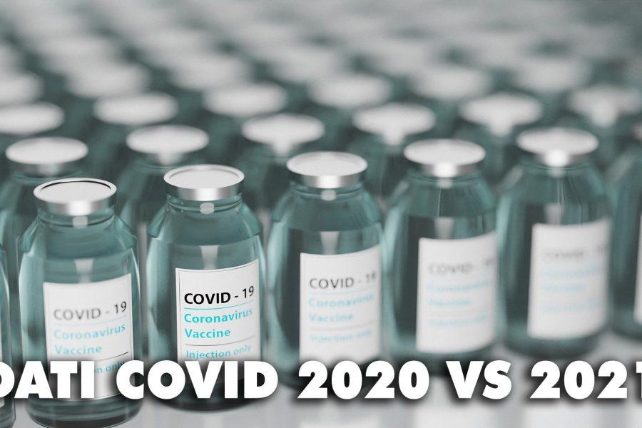 Un confronto tra i dati Covid 2020 e 2021. Schede di dettaglio e considerazioni